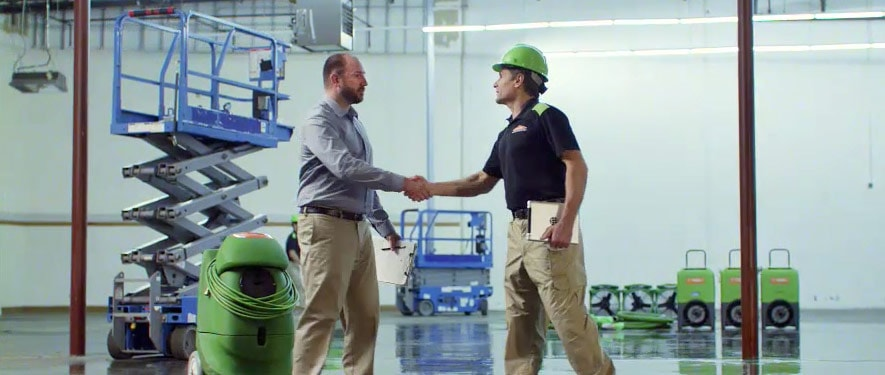 El Cajon, CA commercial restoration cleaning